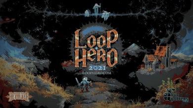 A New Pixel Art Game Loop Hero