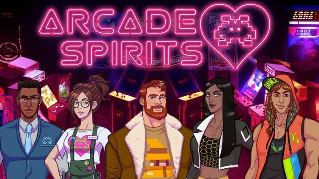 Arcade Spirits 1