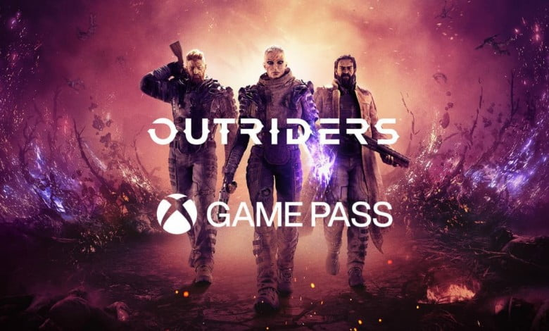 Outriders-Download