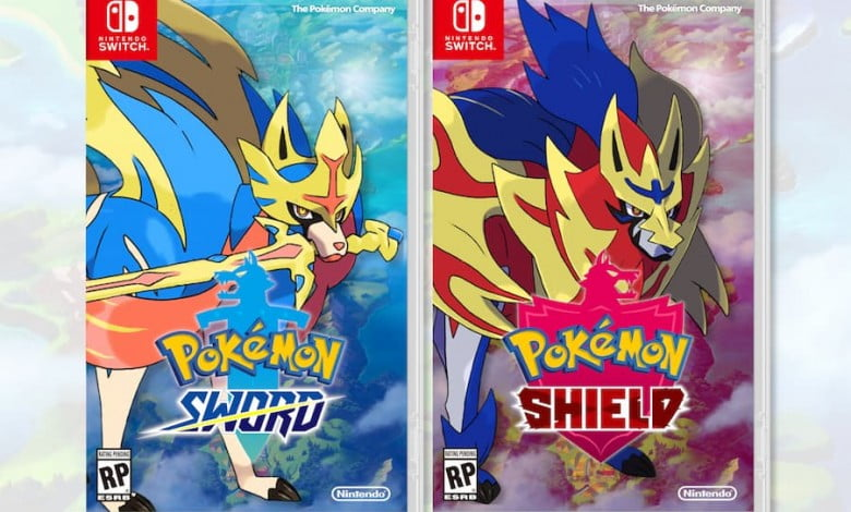 Pokemon Sword Shield Download