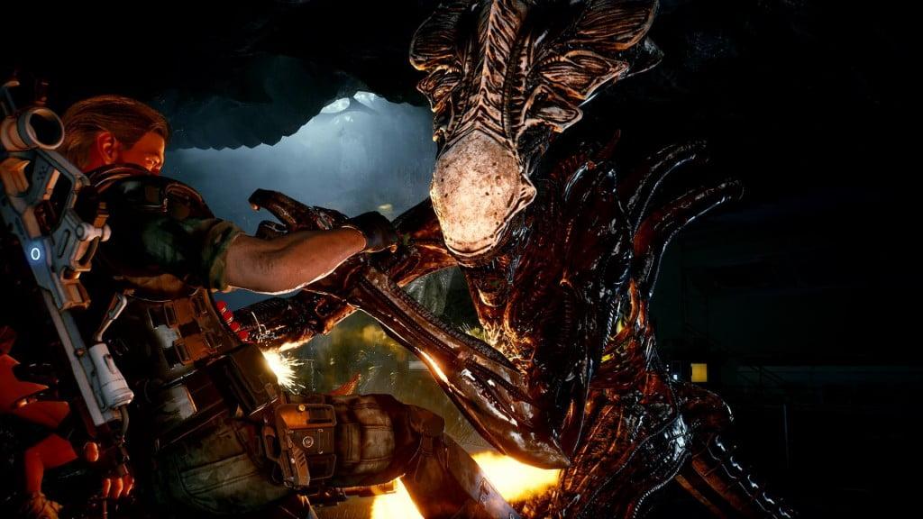 aliens fireteam creatures
