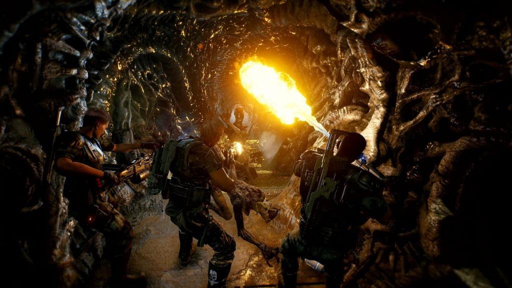 aliens-fireteam-team-based