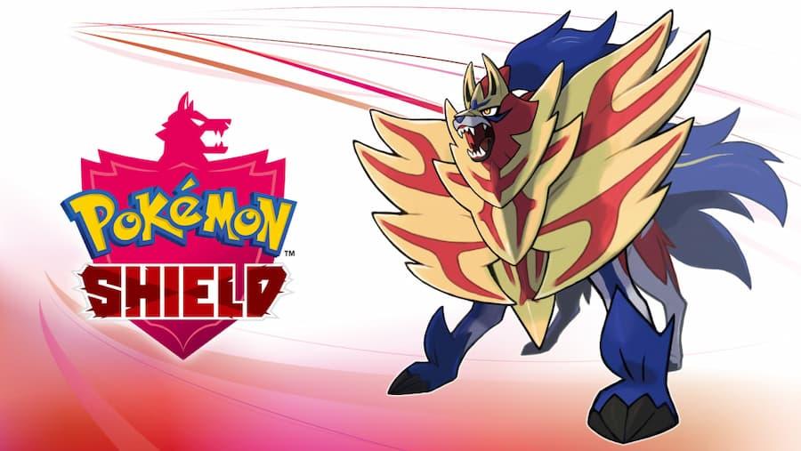 pokemon shield 1