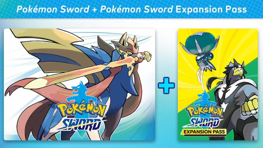 pokemon sword and expansion pass 1