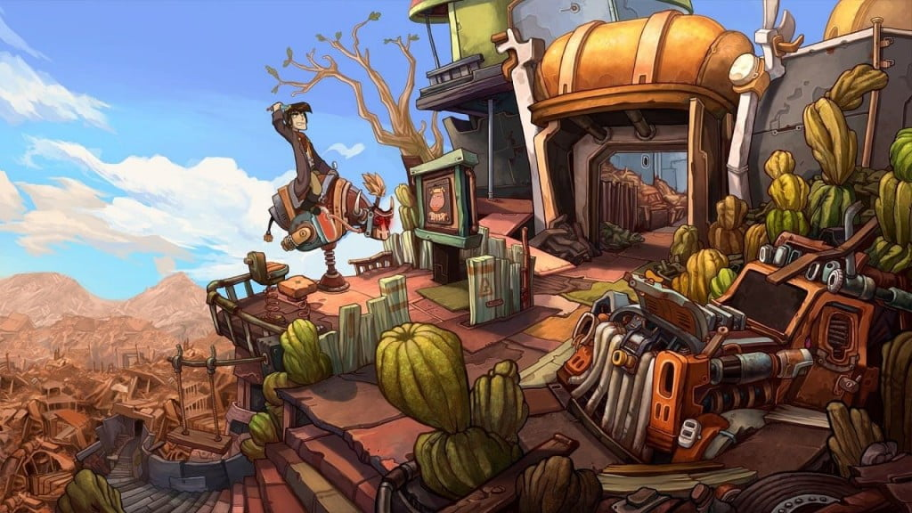 deponia the garbage city