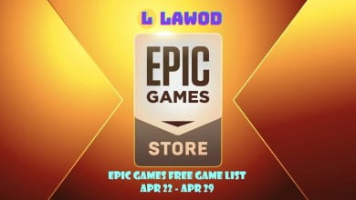 epic games free game list lawod
