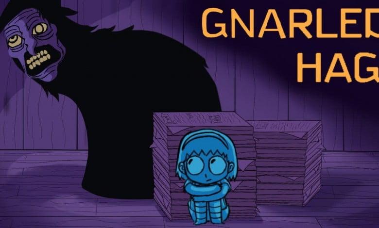 Gnarled Hag – A Short Horror Game (1)