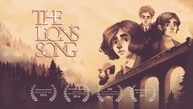 The-Lion's-Song