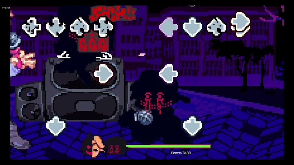 Corruption Mod FNF – Play Without Download