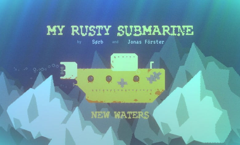 My Rusty Submarine – Play Without Download