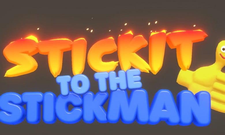 Stick it to the stick man