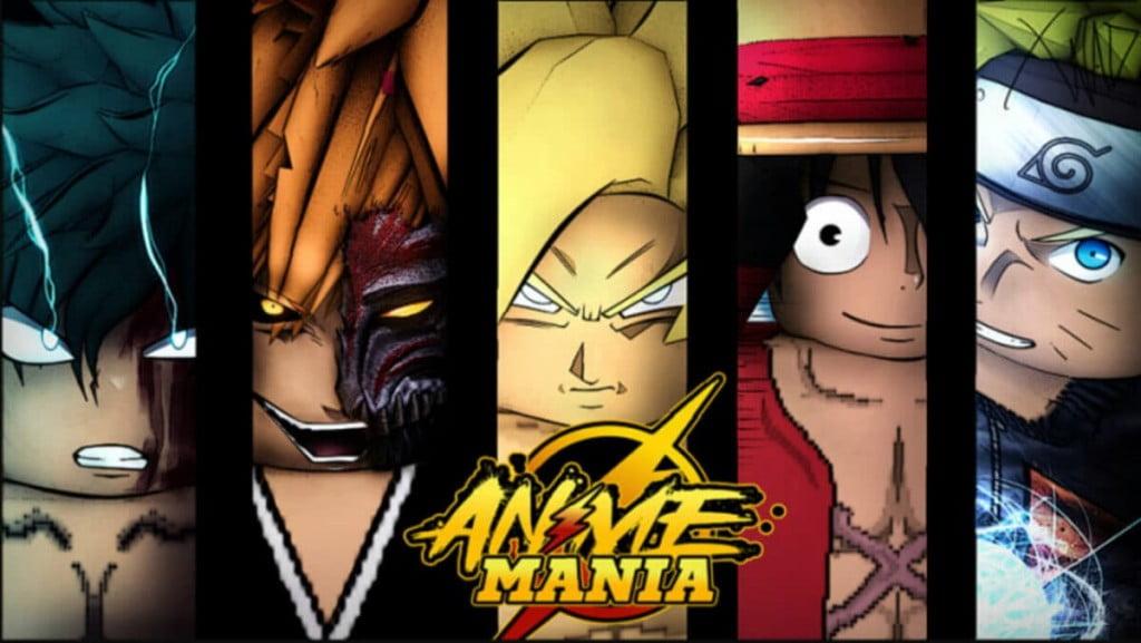 Anime-Mania-Codes