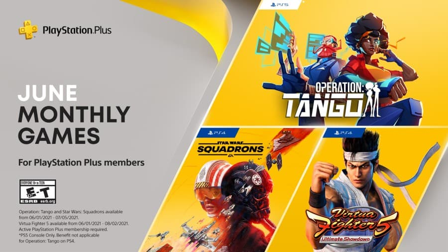 PS Plus Free Games For June 2021 1