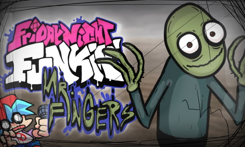 salad finger mod fnf