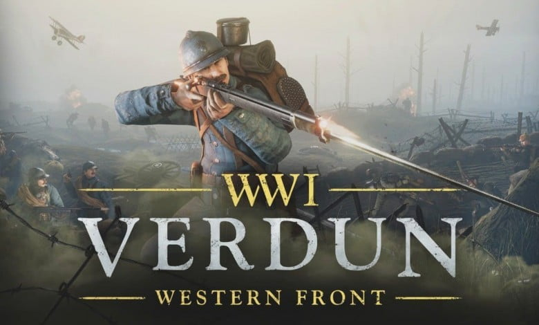 ww1 verdun western front 1