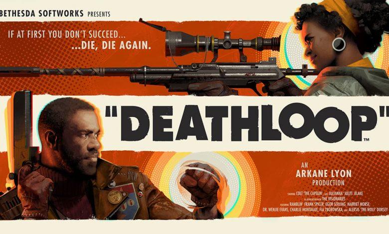 bethesdas deathloop gameplay video released 1