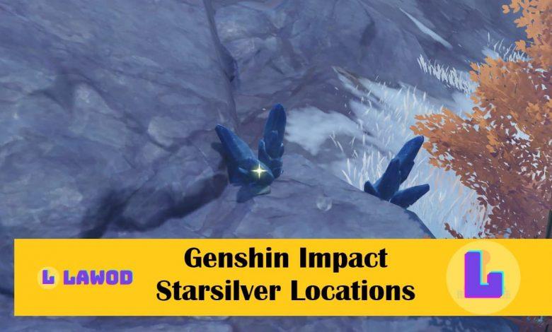 genshin impact starsilver locations 1