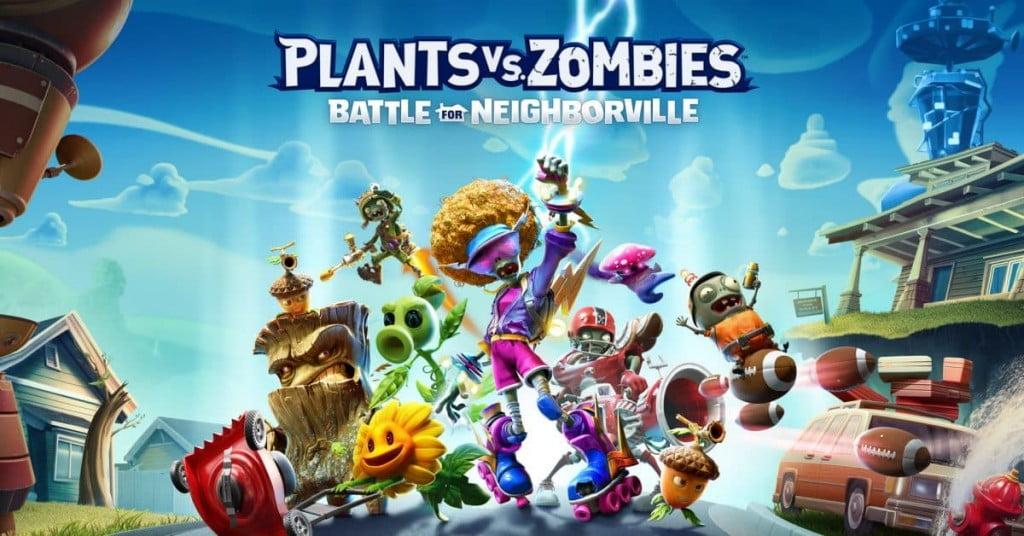 plants vs. zombies battle for neighborville 1