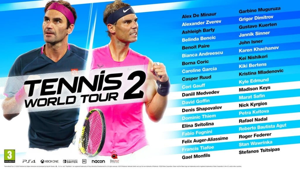tennis world 2 ps plus free games august 1