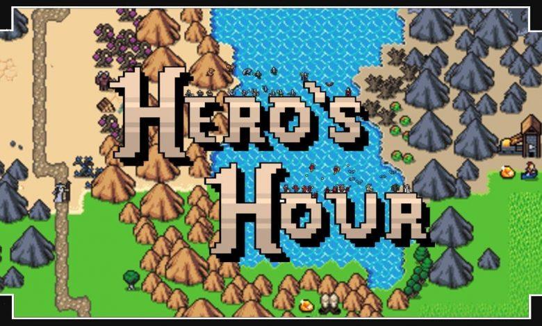 Heros Hour 1