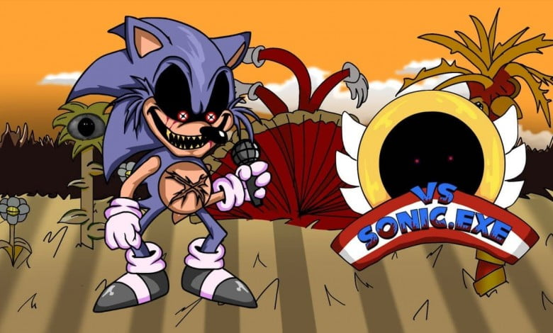 sonic mod fnf play online 1 1