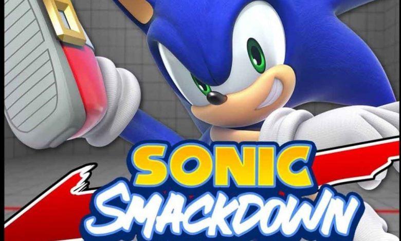 sonic smackdown lawod 1