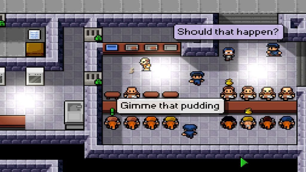 the escapists ss 1
