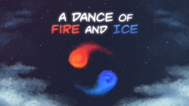 ADOFAI a dance of fire and ice lawod