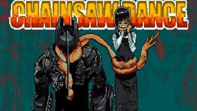 chainsaw man dance 1