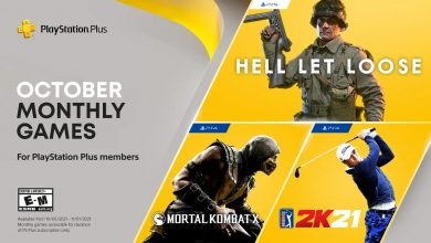 ps plus free games for october 2021